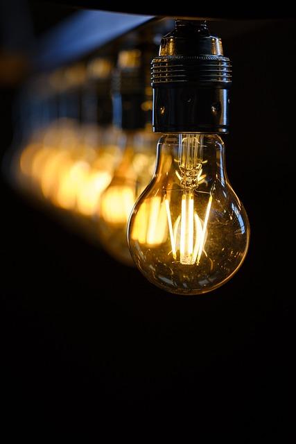 Lighting, Light Bulbs, Ideas, Wallpaper, Background