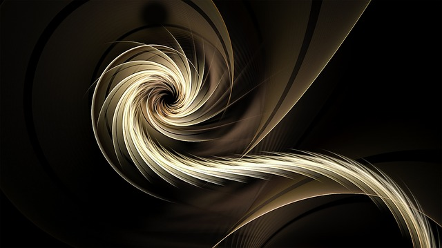 Fractal, Background, Pattern, Curve, Modern, Fantasy