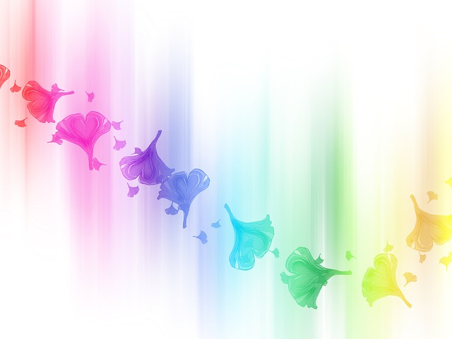 Background, Rainbow, Colors, Colorful, Scrapbook