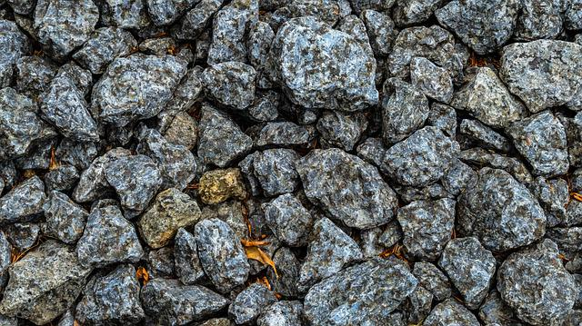 Stones, Pattern, Structure, Background, Grey, Texture