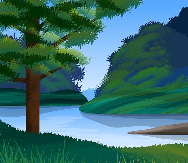 Illustration, Background, Wallpaper, Stylized