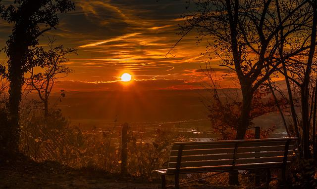Sunset, Wow, Background, Desktop Background