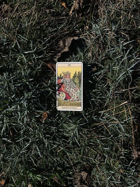 Tarot, Empress, Background, Cards, Symbol, Prediction