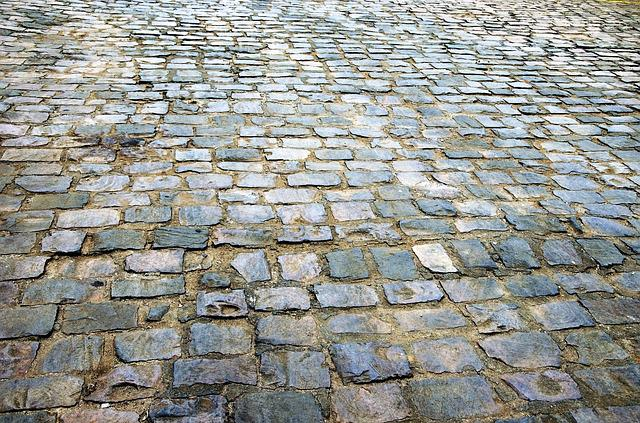 Ground, Floor, Sidewalk, Texture, Background, Stones