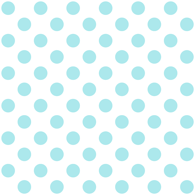 Background, Beads, Light Blue, White