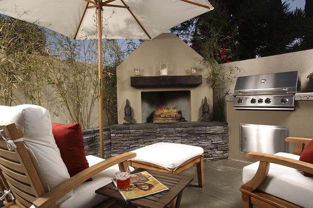 Outside, Lifestyle, Patio, Porch, Summer, Backyard