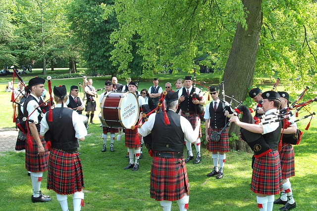 Bagpipes, Highlands And Islands, Scottish, Event