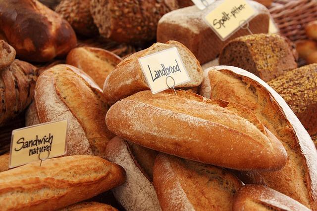 Background, Baguette, Baked, Bakery, Bread, Brown