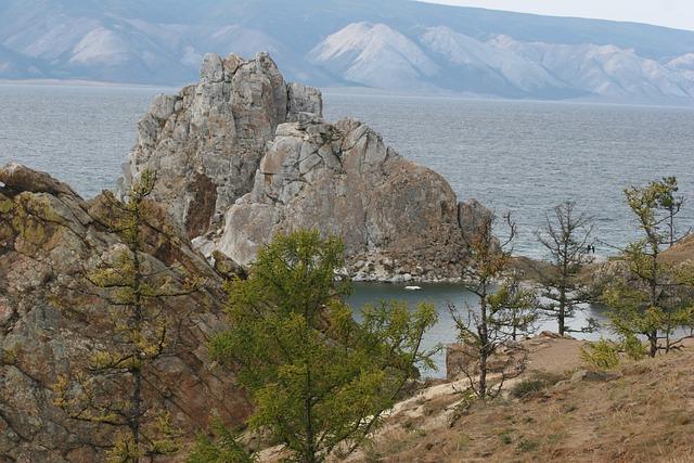 Orchid, Baikalsee, Olkhon, Siberia, Spirituality