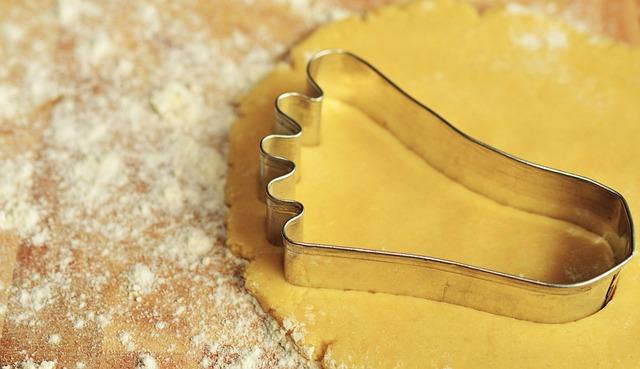 Dough, Bake Cookies, Bake, Cookie, Cookies
