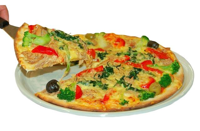 Pizza, Frisch, Crispy, Vegetarian, Bake Pizza