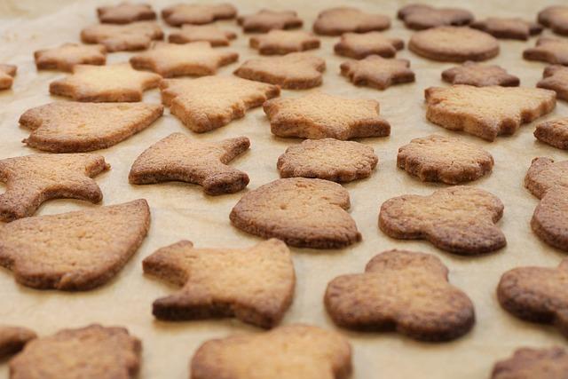 Cookie, Christmas, Bake, Sweet, Pastries