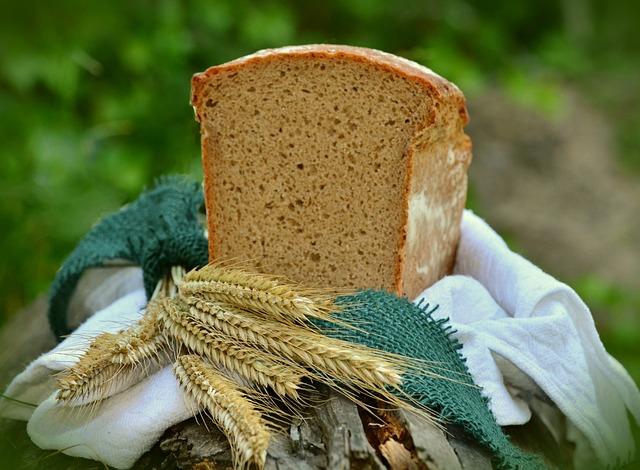 Barley, Cereals, Spike, Corn Stalks, Bread, Bake, Baked
