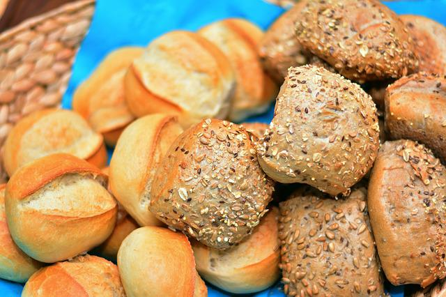 Roll, Pastries, Bakery, Baked Goods, Bake, Crispy