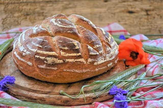 Bread, Wheat, Rye, Dough, Sauereig, Bio, Baked, Oven