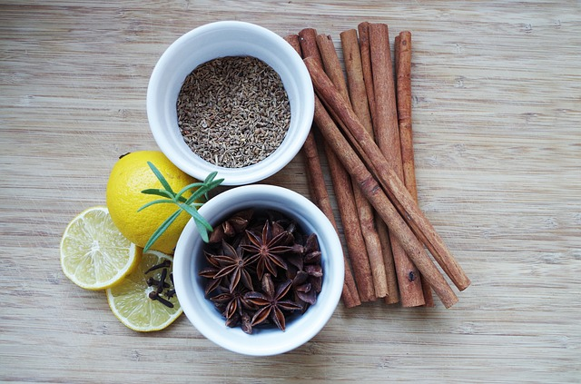 Anise, Star Anise, Lemon, Cinnamon, Baking, Christmas