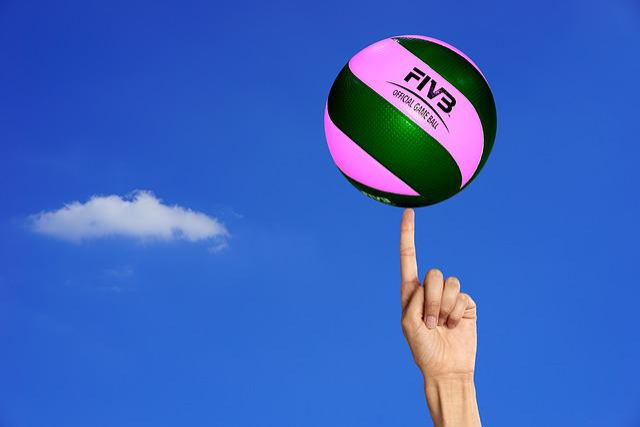 Volleyball, Ball, Ball Game, Balance, Ball Sports
