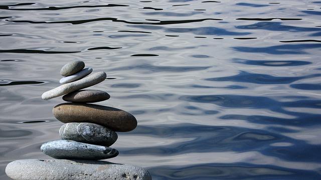 Zen, Stones, Balance, Stack, Rocks, Pebbles, Nature