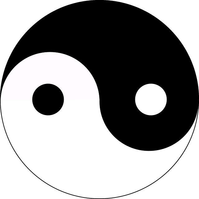 Yin And Yang, Balance, Symbol, Religion, Tao, Taoism