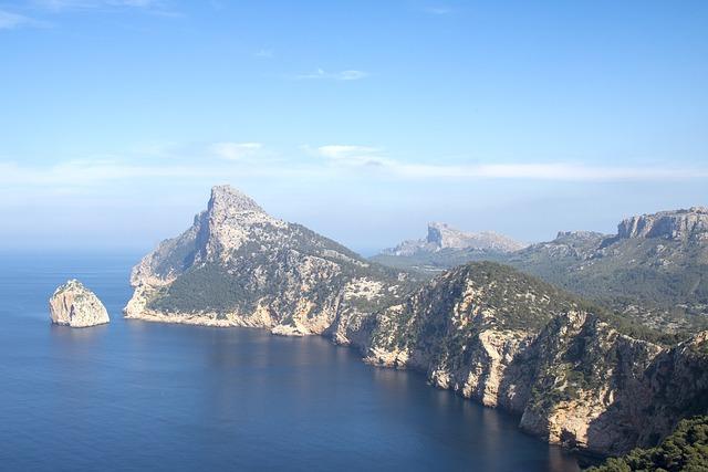 Mallorca, Cap De Formentor, Landscape, Balearic Islands