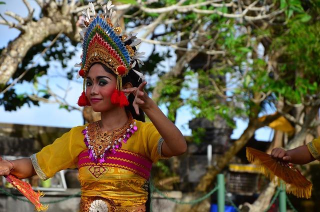 Bali, Ritual, Dance, Balinese, Culture