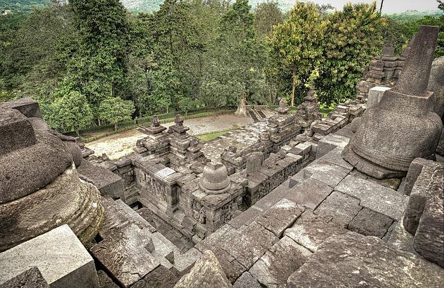 Bali Temple, Steps, Architecture, Travel, Temple