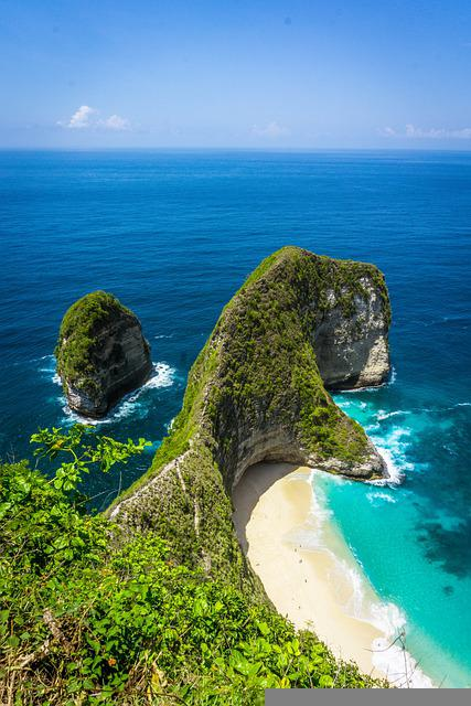Beach, Bali, Indonesia, Tropical, Island, Summer