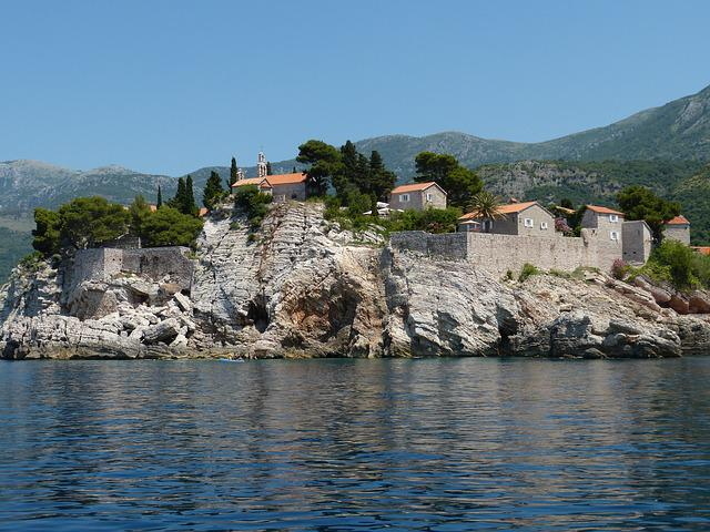 Budva, Montenegro, Balkan, Adriatic Sea, Historically