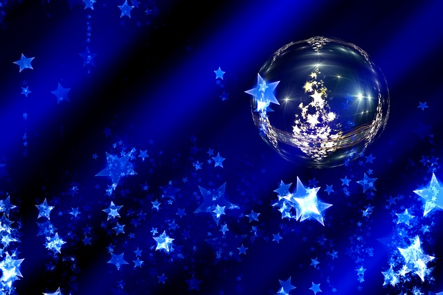 Christmas Ornament, Star, Ball, Advent