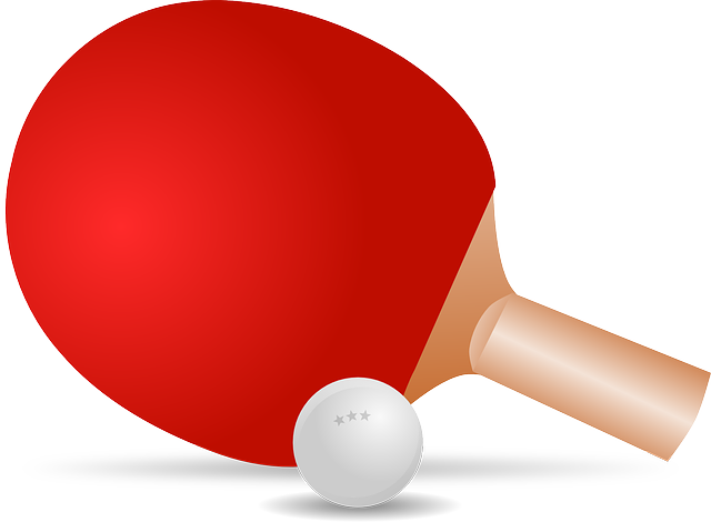 Ping-pong, Table Tennis, Ball, Game, Playing