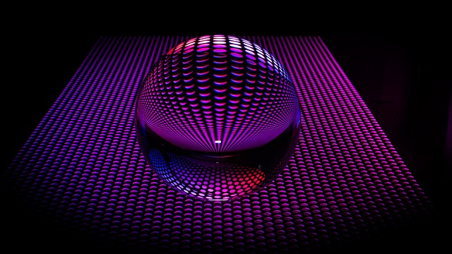 Glass Ball, Light, Ball, Photo Effect, About
