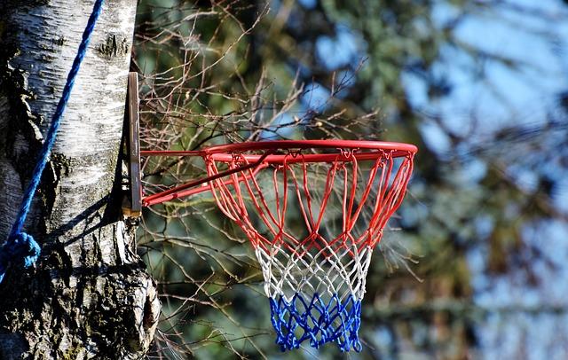 Basketball, Basketball Hoop, Ball Sports, Ball Game