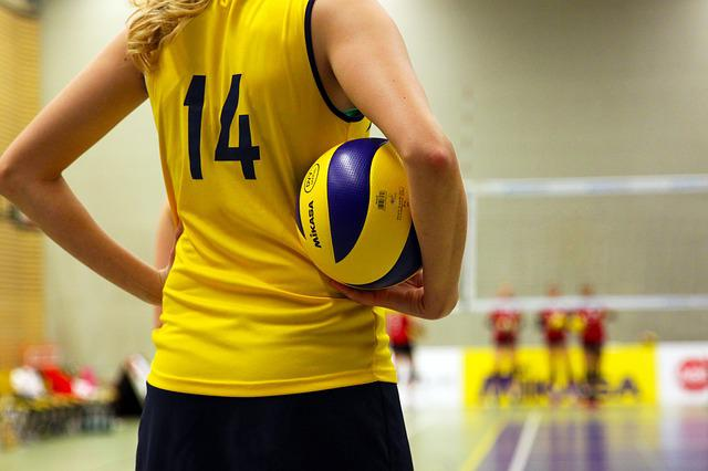 Volleyball, Sport, Ball, Volley, Ball Sports