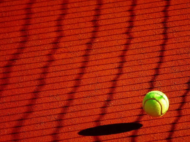 Tennis, Ball, Sport, Yellow
