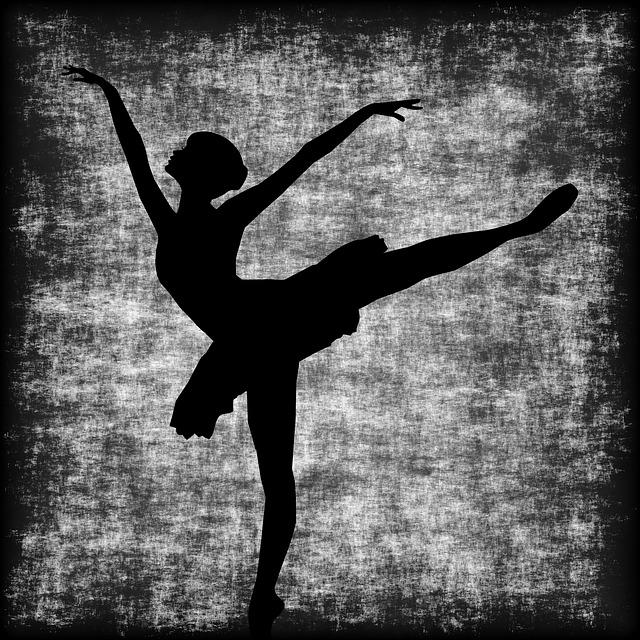 Ballerina, Contemporary, Performance, Dance, Ballet