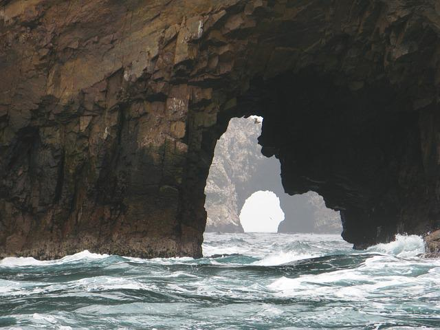 Christ, Ballestas Islands, Paracas, Pisco, Peru