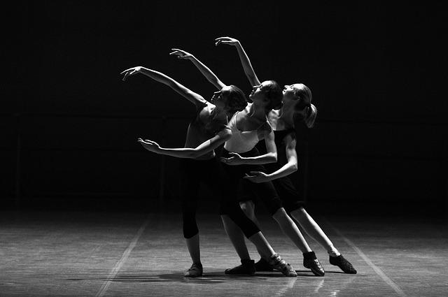 Ballet, Dance, Ballerina, Scene, Dancer, Romance, Girl