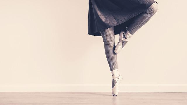 Ballet, Sneaker, Dress, Ballet Dancer, Dance