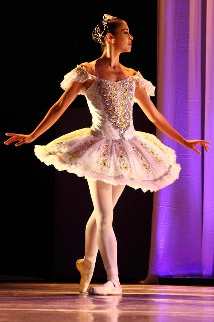 Ballet, Dancer, Ballerina, Ballet Dancer, Female