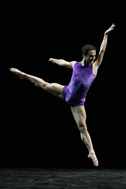 Ballet, Dancer, Male, Performance, Elegance, Person