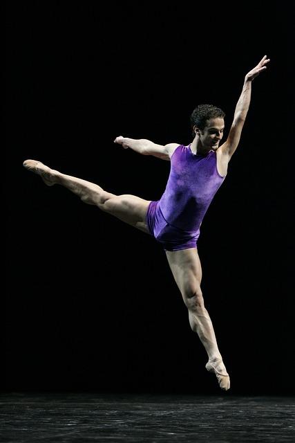 Ballet, Dancer, Male, Performance, Elegance, Person