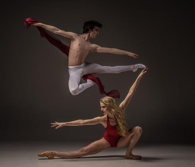 Agility, Ballet, Dancing, Athlete, Ballerina, Balance