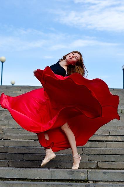 Girl, Dance, Ballet, Ballerina, Woman, Dancer, Parquet