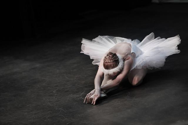 Ballerina, Dancer, Ballet, Ballet Costume, Ballet Pose
