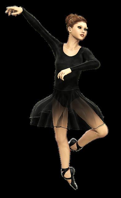 Ballerina, Ballet, Dancer, Teen, Ballet Clothes