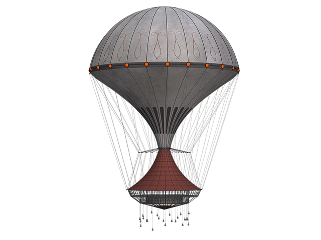 Hot Air Balloon, Aircraft, Balloon, Airship, Float