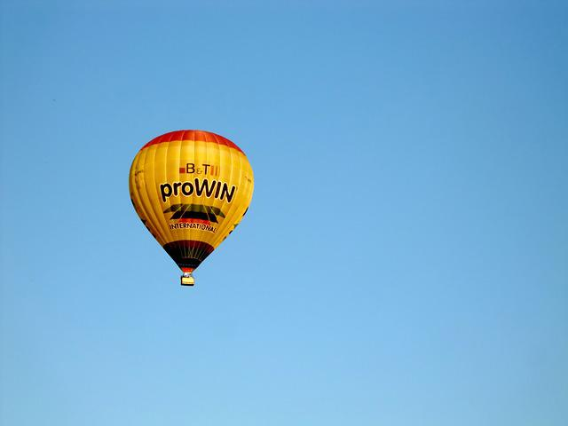 Hot Air Balloon, Fly, Balloon, Sky, Float