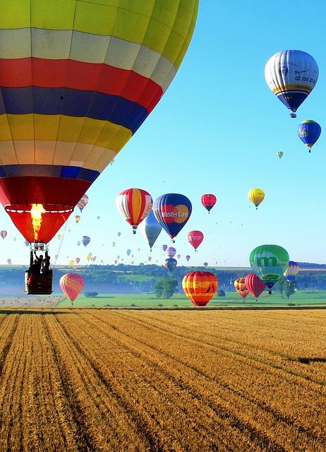 Hot Air Balloon, Balloons, Metz, Global Air Balloon
