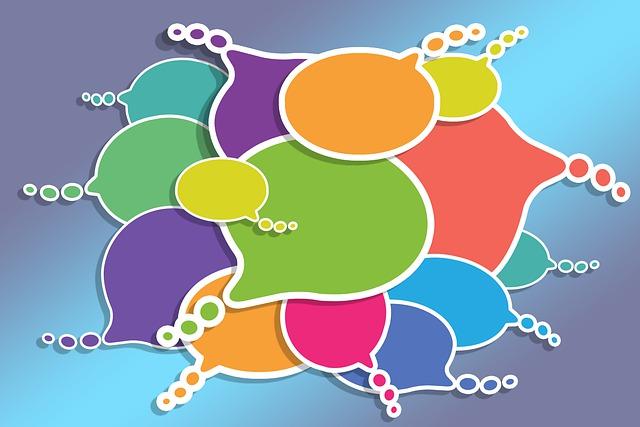 Speech Bubbles, Balloons, Feedback, Clouds, Dialogue