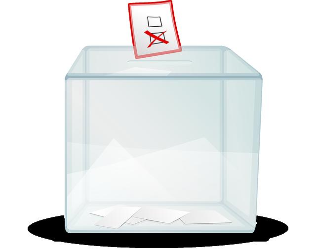 Ballot Box, Box, Poll, Election, Vote, Ballot, Voting